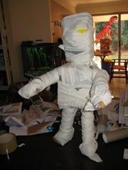 mummy 007